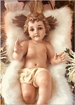 2. Christmas Card -  Child Jesus