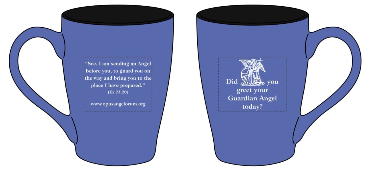 Guardian Angel Mugs