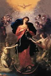 Our Lady Who Untangles the Knots