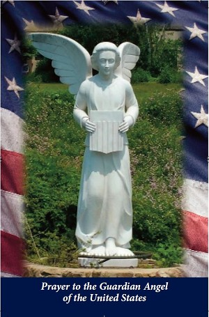 Prayer to the Guardian Angel of the United States