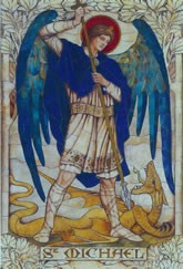 Prayers to St. Michael the Archangel